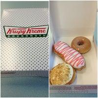 Photo taken at Krispy Kreme Doughnuts by Darin M. on 7/15/2013
