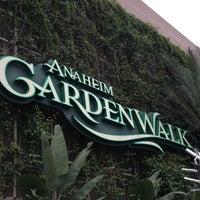 Photo taken at Anaheim GardenWalk by Darin M. on 3/6/2013