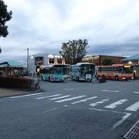 Photo taken at 三島駅 バスターミナル by りこ on 11/23/2016