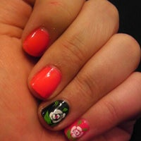 Photo taken at Tracy's Nail & Spa by Stephanie Y. on 1/6/2013