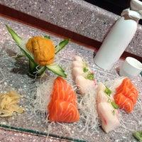 Photo taken at Noku Sushi by Steve G. on 11/16/2013