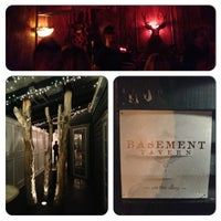 Photo taken at Basement Tavern by Maria O. on 2/3/2013
