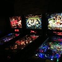 Photo taken at Emporium Arcade Bar by Maria O. on 7/31/2013