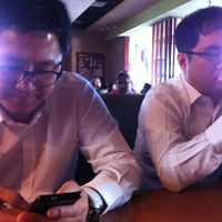 Photo taken at Pizza Hut by Jessica I. on 1/15/2013