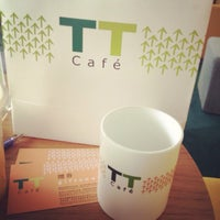 Photo taken at TT Cafe by Sally Y. on 12/22/2013