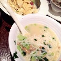 Photo taken at Xia Mian Guan 夏麵館 by Sally Y. on 7/15/2014