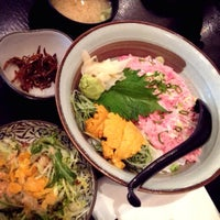 Photo taken at Oh Sushi and Tappas 奧壽司 by Sally Y. on 2/5/2014