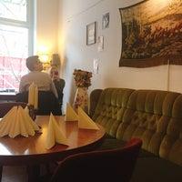 Das Foto wurde bei CAFÉ gestern, heute & morgen von Alexis S. am 10/31/2017 aufgenommen