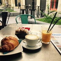 Photo taken at Koffein by Alexis on 5/13/2015