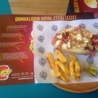 Photo taken at KFTBURGER by Yücel K. on 10/15/2014