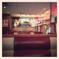 Photo taken at Silver Diner by Riley L. on 5/23/2013