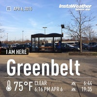 Photo taken at WMATA Green Line Metro by Riley L. on 4/6/2015