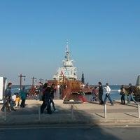 Photo taken at Wyndham Grand İzmir Özdilek by WoLCa on 10/27/2013