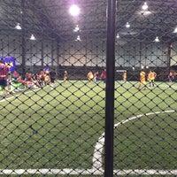 Photo taken at The Hattrick Football Club by Sine Kulrapas on 10/4/2013