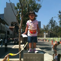 Photo taken at Pemex by Jorge E. on 10/7/2012