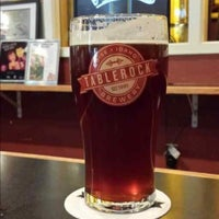 Photo taken at TableRock Brewpub by Christian D. on 5/31/2013