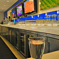 Photo taken at Delta Sky Club by Christian D. on 6/6/2013
