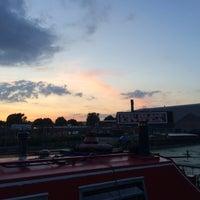 8/8/2015にAniko S.がThe Plough at Swan Wharfで撮った写真