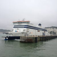 Photo taken at Port of Dover by Aniko S. on 9/22/2013
