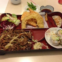Photo taken at Narita Sushi by Denny R. on 12/14/2012