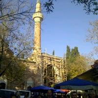 11/27/2012 tarihinde Melis B.ziyaretçi tarafından Muradiye Külliyesi'de çekilen fotoğraf