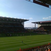 Photo taken at Bet365 Stadium by Andy B. on 3/24/2015