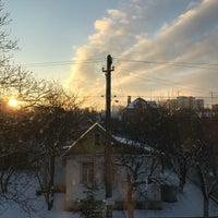 Photo taken at Русановские Сады 3 Линия by Alex M. on 11/30/2016