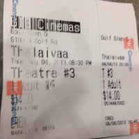 Photo taken at Big Cinemas by Gaspar R. on 8/9/2013