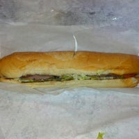 Photo taken at Gandolfo's New York Deli by Frank F. on 12/2/2012