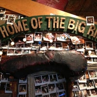 Photo taken at County Line Bar-B-Q by Staci D. on 12/23/2012