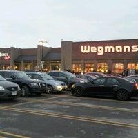 Photo taken at Wegmans by Stephen A. on 2/23/2013