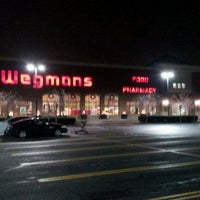 Photo taken at Wegmans by Stephen A. on 12/11/2012