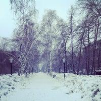 Снимок сделан в Парк-аллея «Восход» пользователем Маргарита Т. 3/28/2013