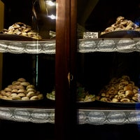Photo taken at Pasticceria Maria Grammatico by Oscar D. on 8/2/2017