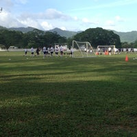 Photo taken at St. Mary's College Grounds & Pool by Rawle A. on 5/21/2013