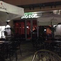 Photo taken at SheSha Café & Lounge by Rawle A. on 5/13/2014