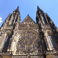 5/15/2013 tarihinde Alexandr K.ziyaretçi tarafından Aziz Vitus Katedrali'de çekilen fotoğraf