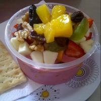 Photo taken at Yogurt Pars by Cristel on 3/18/2013