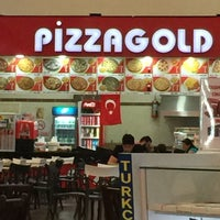 Photo taken at Pizza Gold by Yavuz A. on 6/4/2016