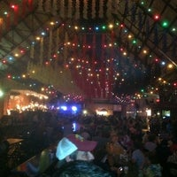 Photo taken at Wurstfest by Pauly M. on 11/7/2012