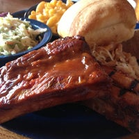 Photo taken at Sonny Bryan's Smokehouse by Eva L. on 10/20/2012