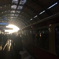 Photo taken at Bahnhof Berlin Alexanderplatz by Rony S. on 12/13/2017