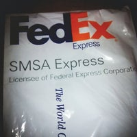 Photo taken at FedEx by Amjad A. on 6/1/2013