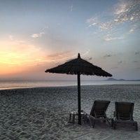 Photo taken at Melia Tortuga Beach by Natalaina 🌞 on 7/11/2013