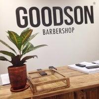 5/16/2014 tarihinde Love P.ziyaretçi tarafından Goodson barbershop'de çekilen fotoğraf