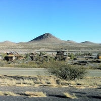 Photo taken at Steins Ghost Town by Veronica O. on 10/28/2012