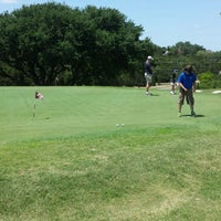 Photo taken at Live Oak Golf Course by Lamarque P. on 5/18/2014
