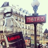 Photo taken at Café Parisien by Carolina K. on 8/20/2013
