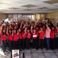 Photo taken at KFC by Francisco B. on 12/10/2013