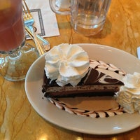 Photo taken at The Cheesecake Factory by Junior M. on 2/14/2013